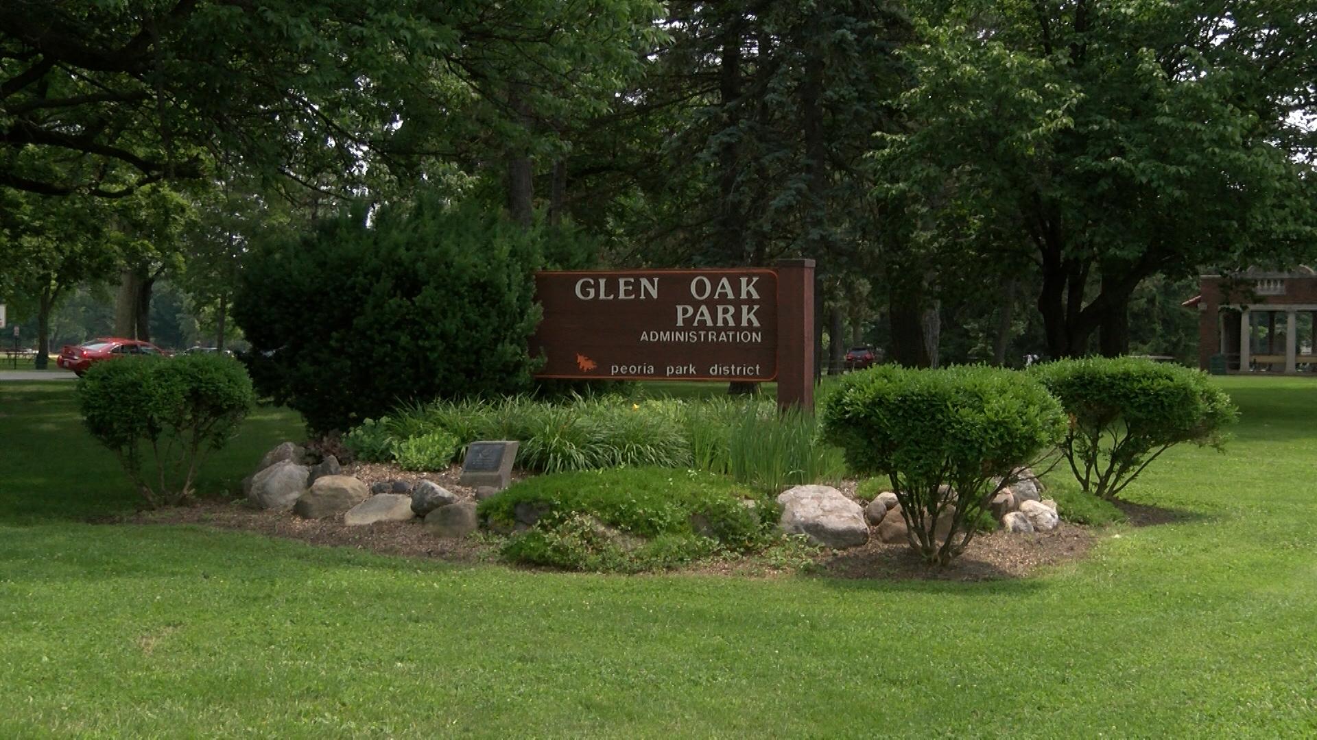 Glen Oak Fireworks