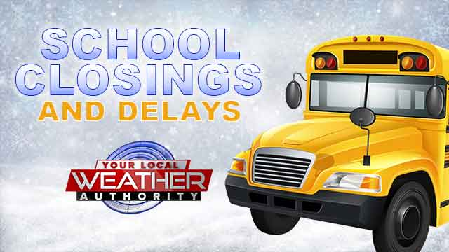 School Closings Do Not Miss