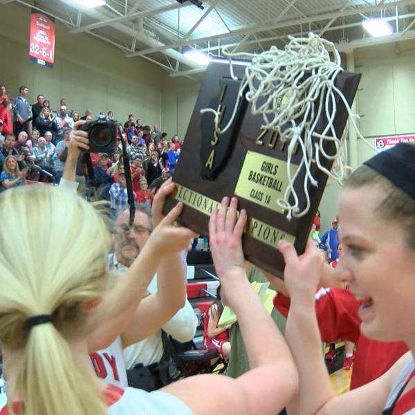 Brimfield GBB Sectional Title