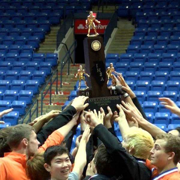 Washington Wrestling wins state championship
