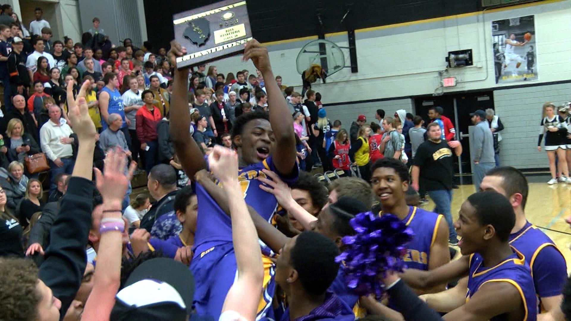 Bloomington wins Galesburg Regional