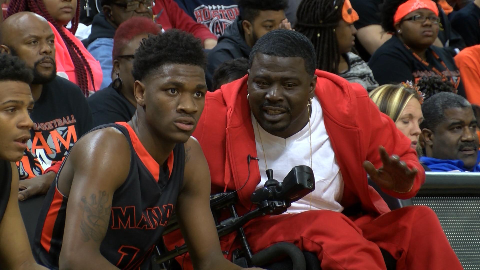 Mr. Basketball Howard Nathan