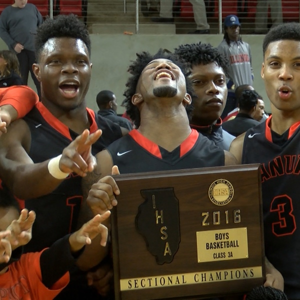 Manual wins back-to-back sectionals