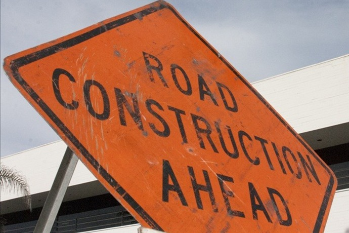 Road construction work_-8327645871889756949
