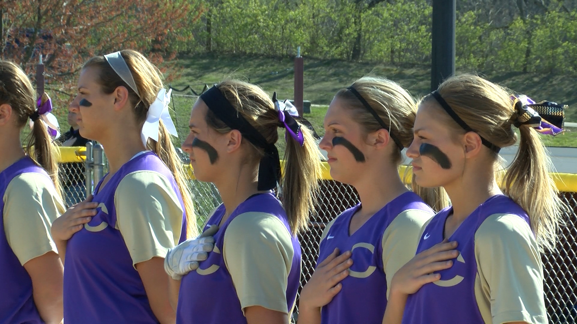Canton softball foursome_1461368502346.jpg