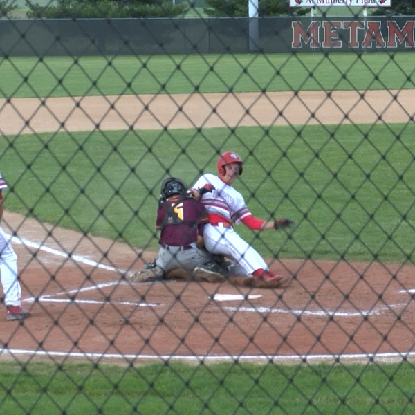 East Peoria vs Morton baseball (May 25)