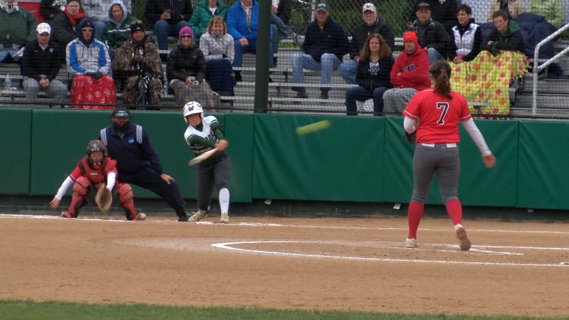 IWU Softball Mary Rankin