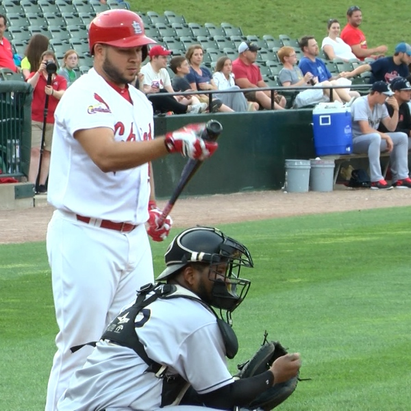 Jhonny Peralta with Peoria Chiefs