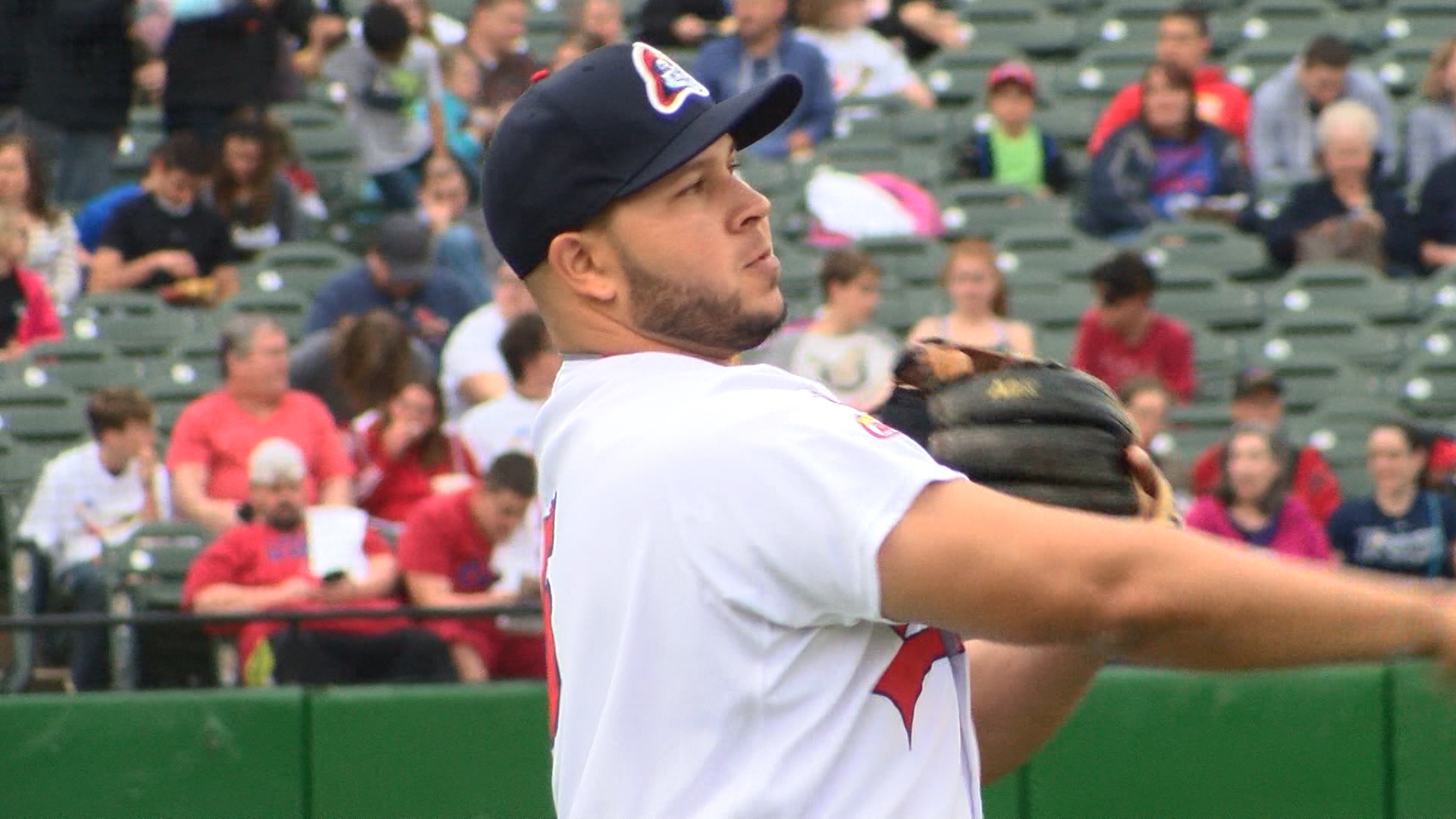 Jhonny Peralta Chiefs debut