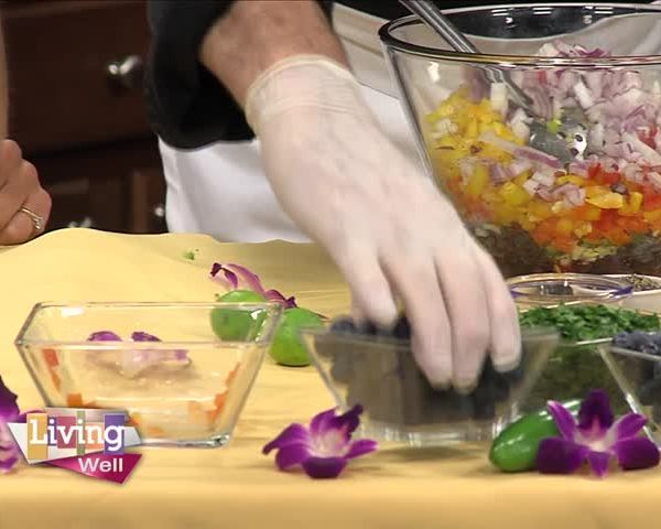 Chef Mark Makes Summer Blueberry-Sweet Pepper Salsa_20160624214704