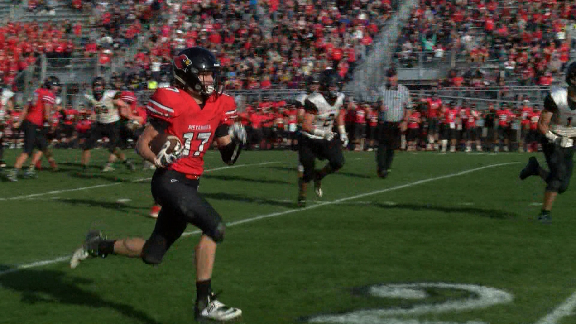 Metamora beats Highland