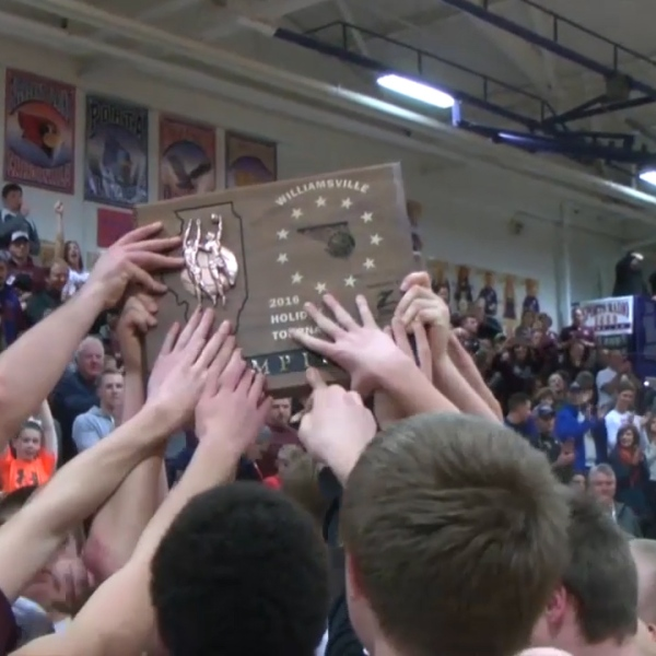 Tremont wins Williamsville Tournament