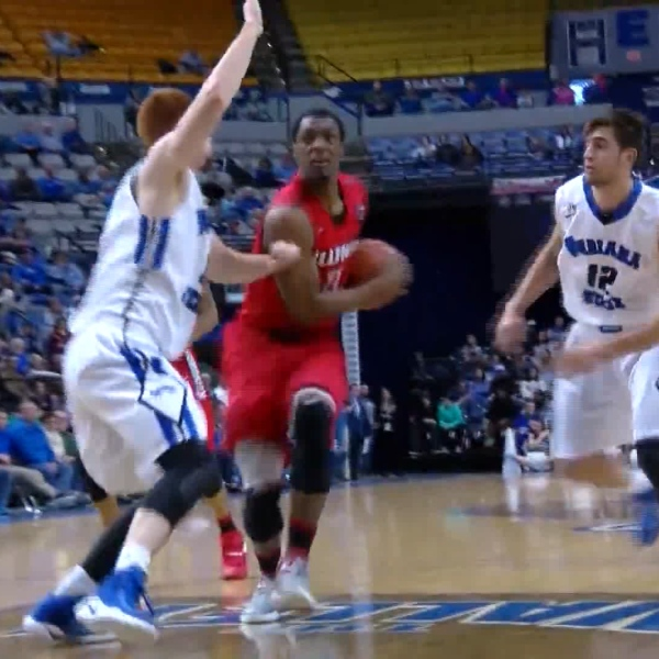 MiKyle McIntosh at Indiana State
