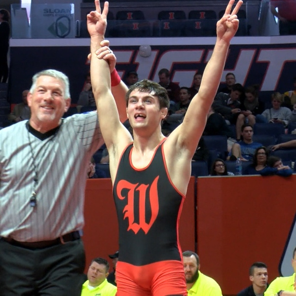 Washington senior Dack Punke goes back-to-back