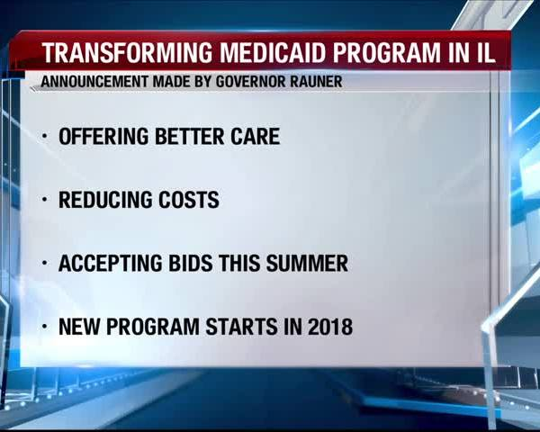 Medicaid Transforming in IL