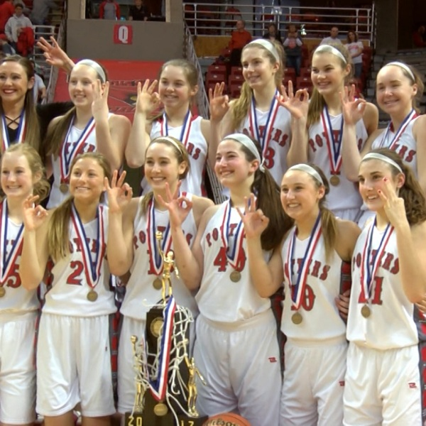 Morton completes three-peat