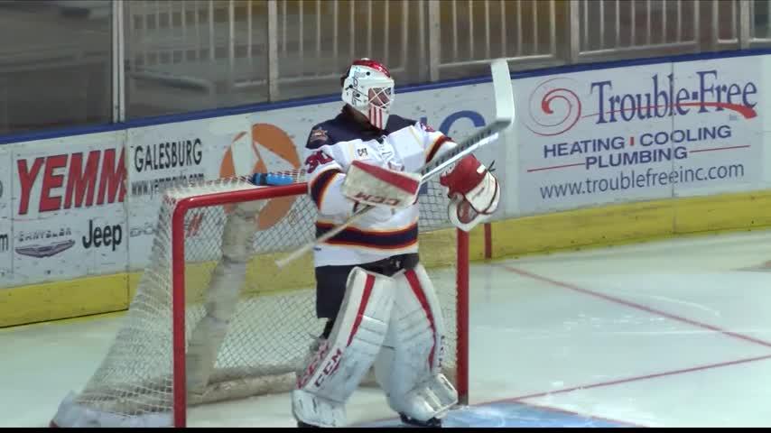 Rivermen advance to SPHL finals