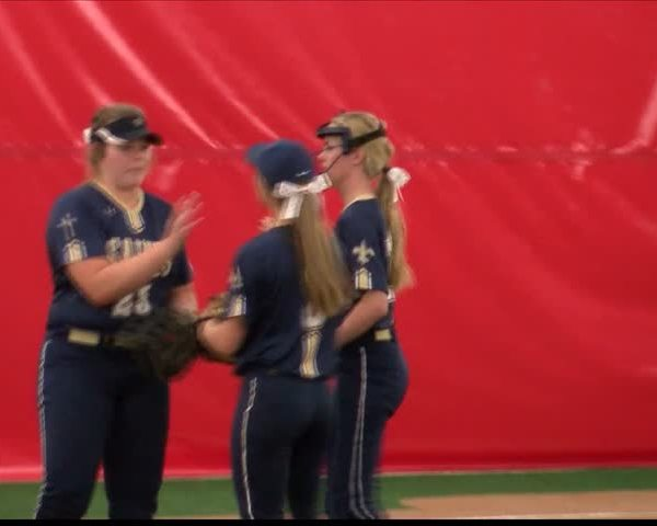 Hits for the Cure Softball Highlights