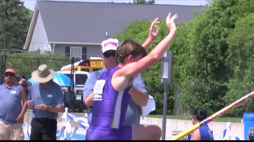 State Boys Track and Field Highlights