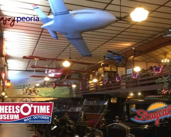 Wheels of Time Museum Staycation 2017