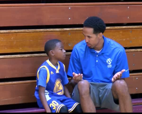 Shaun Livingston Gives Back with Free Camp