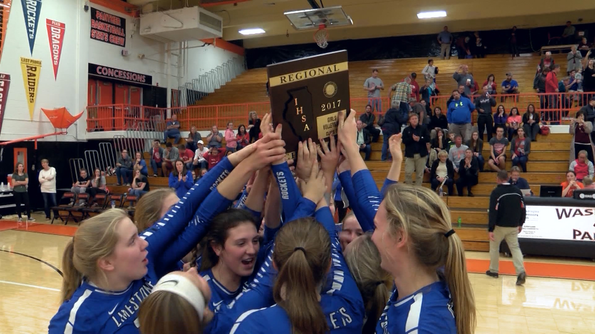 Limestone VB with regional trophy_1509076266247.jpg