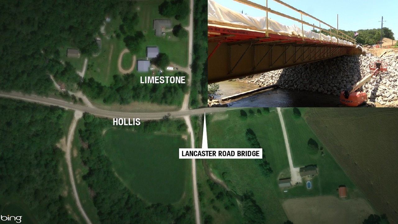 Lancaster Bridge Road Reopened