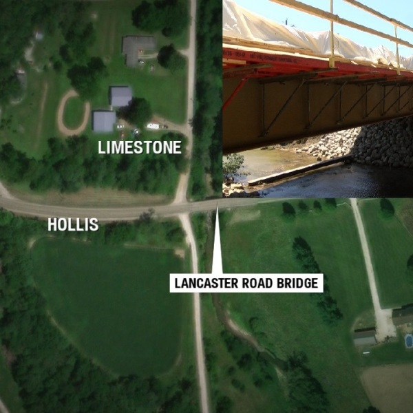 Lancaster Bridge Road Reopened
