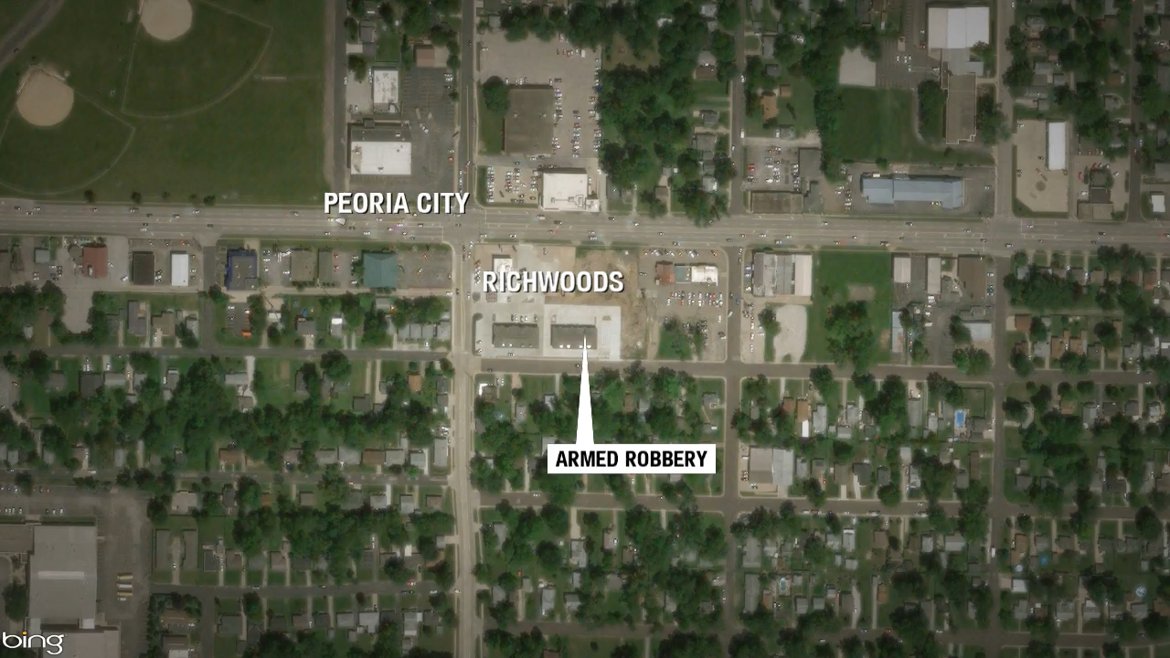 Peoria Heights armed robbery