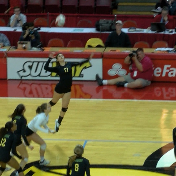 U-high volleyball at state 1110_1510375727867.jpg