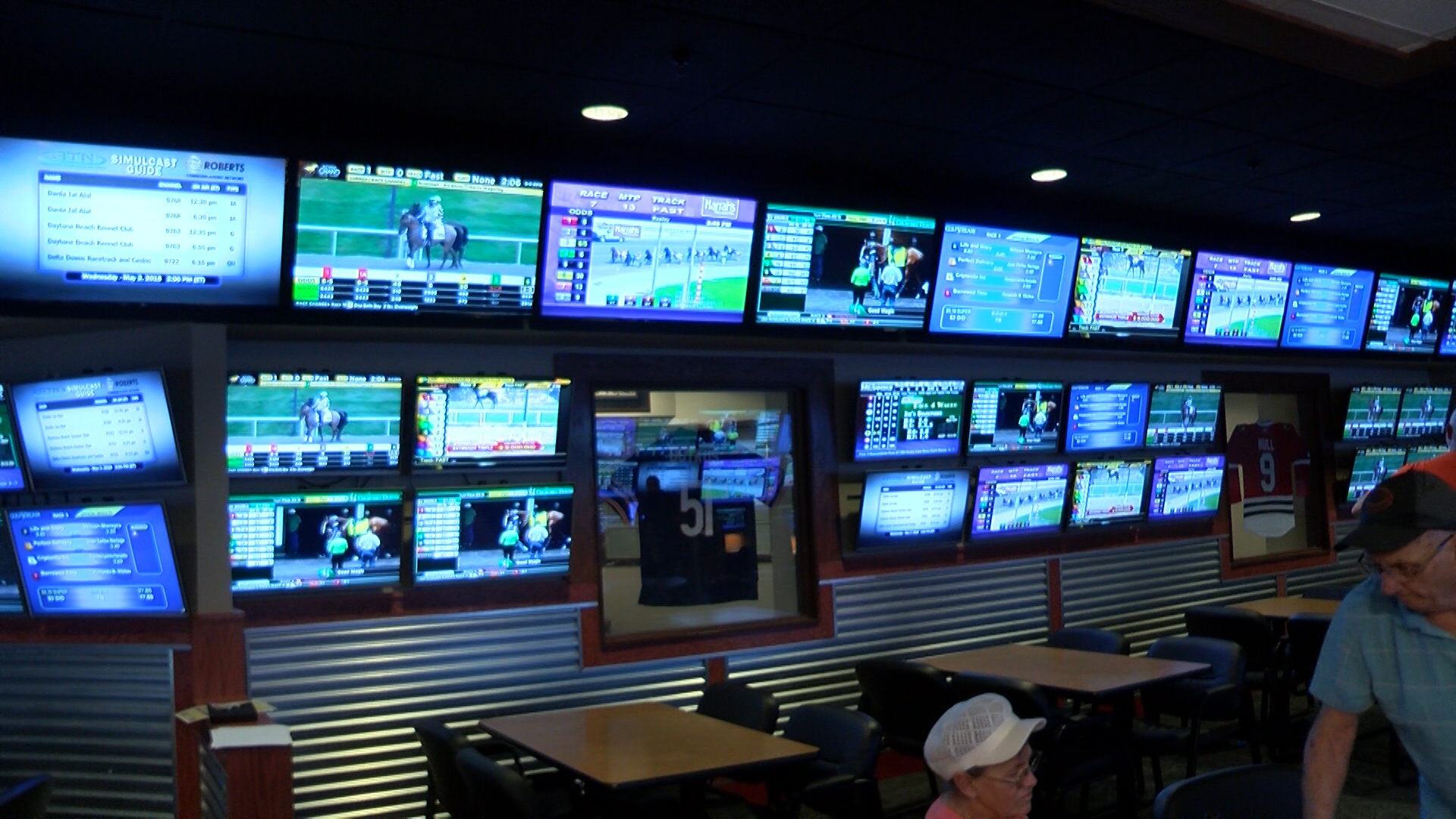 Off track betting peoria illinois jobs l arte del betting pdf writer