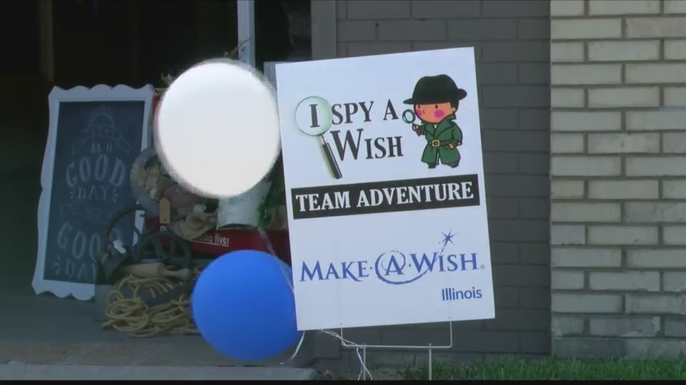 I Spy A Wish