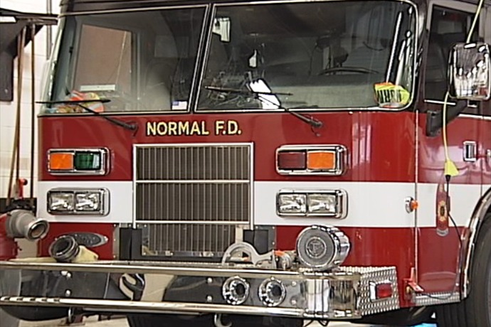 Normal Fire Department _-6152699422203821812