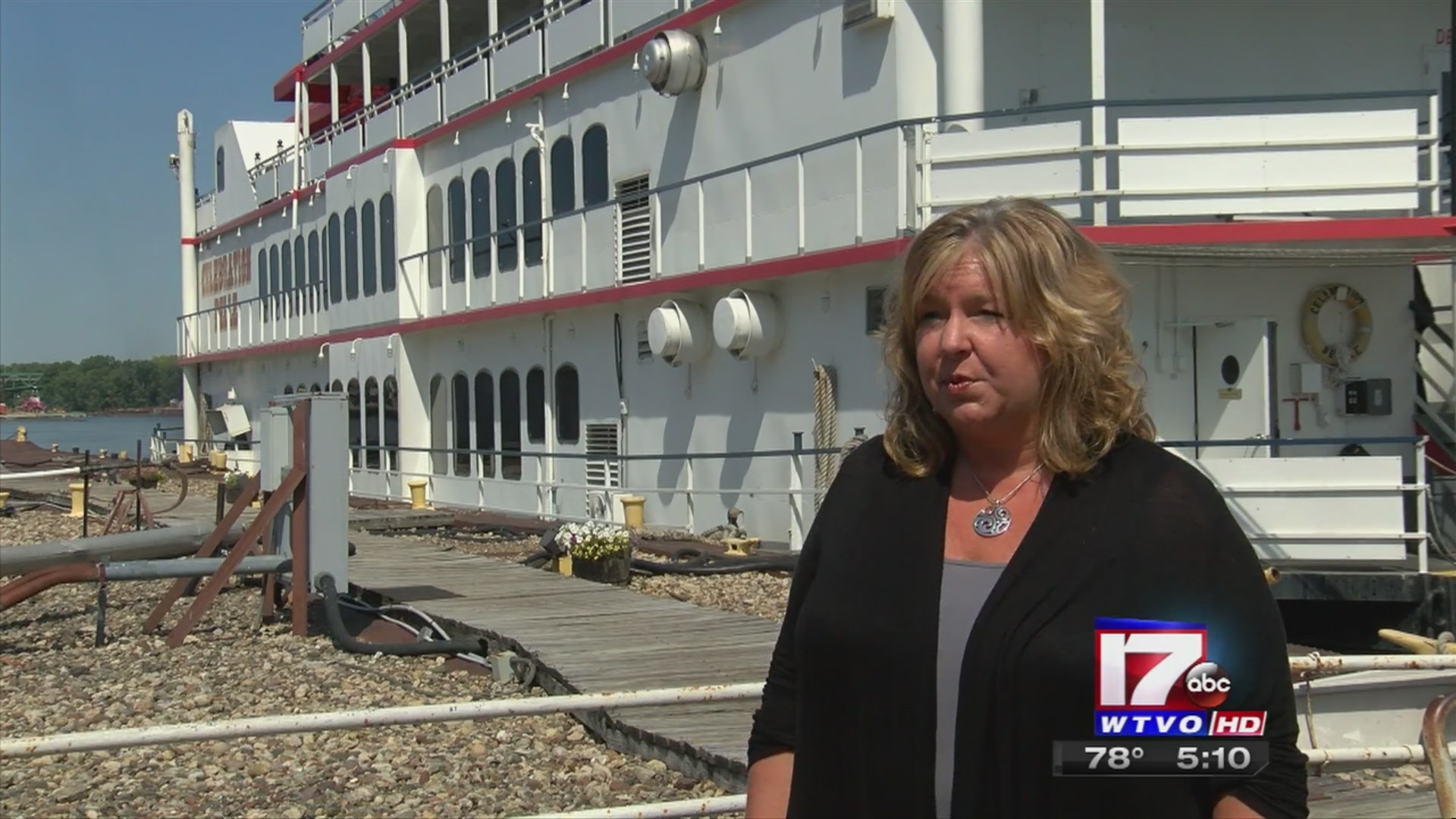 Destination Illinois: Take a cruise on the Celebration Belle riverboat