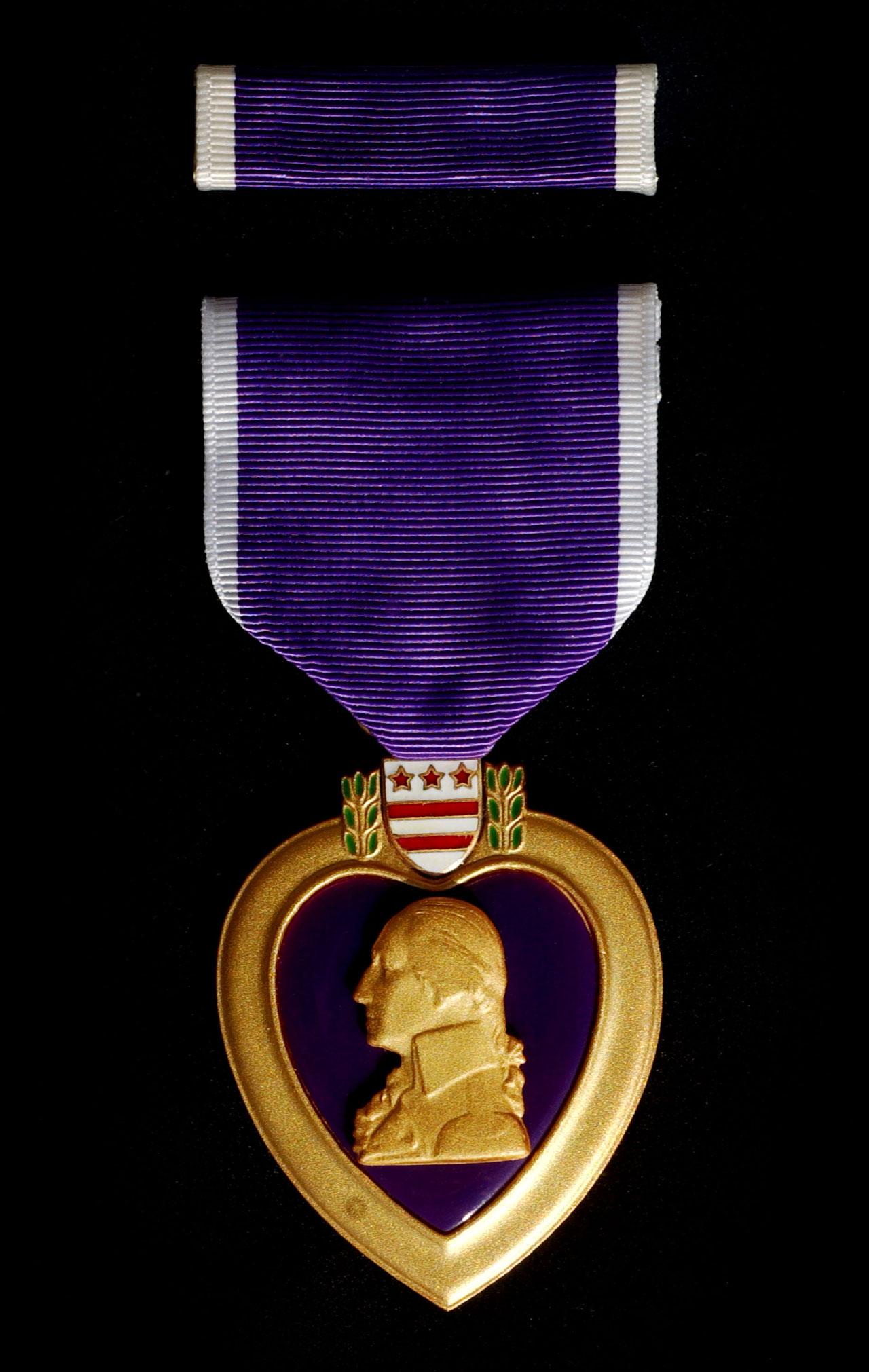 Purple Heart medal75325265-159532
