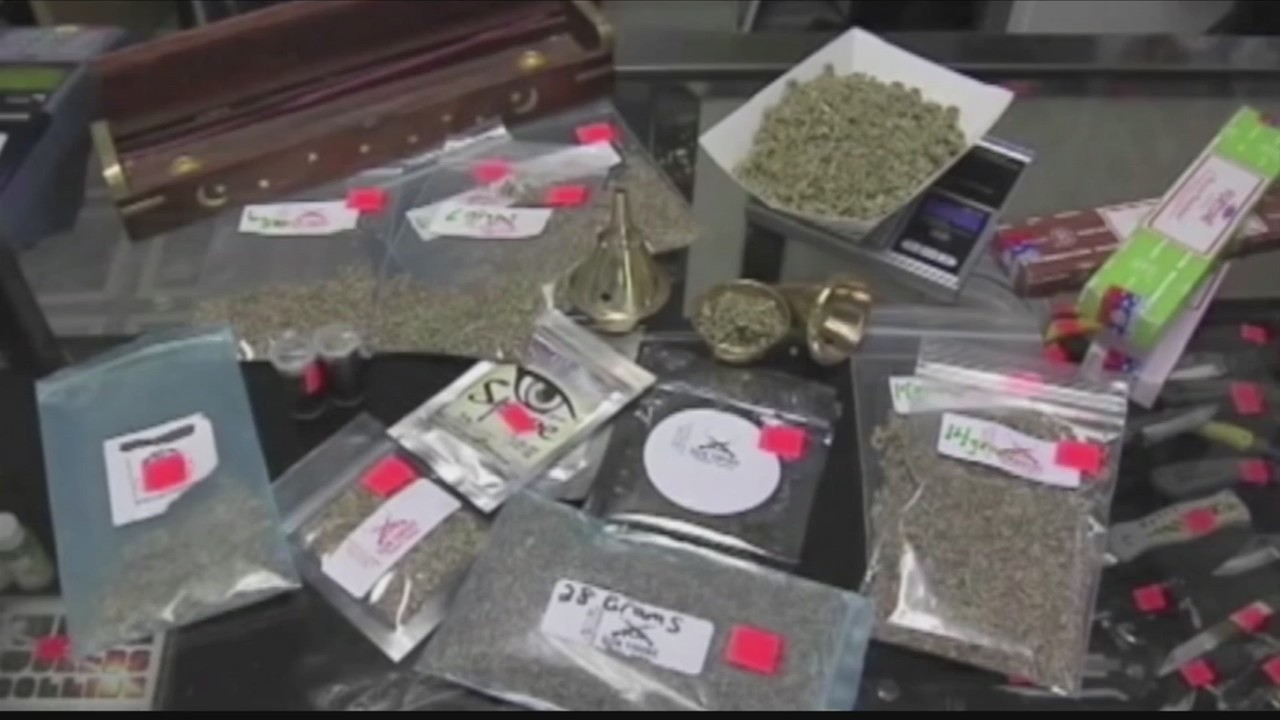 Synthetic Cannabinoids local study impacts nation