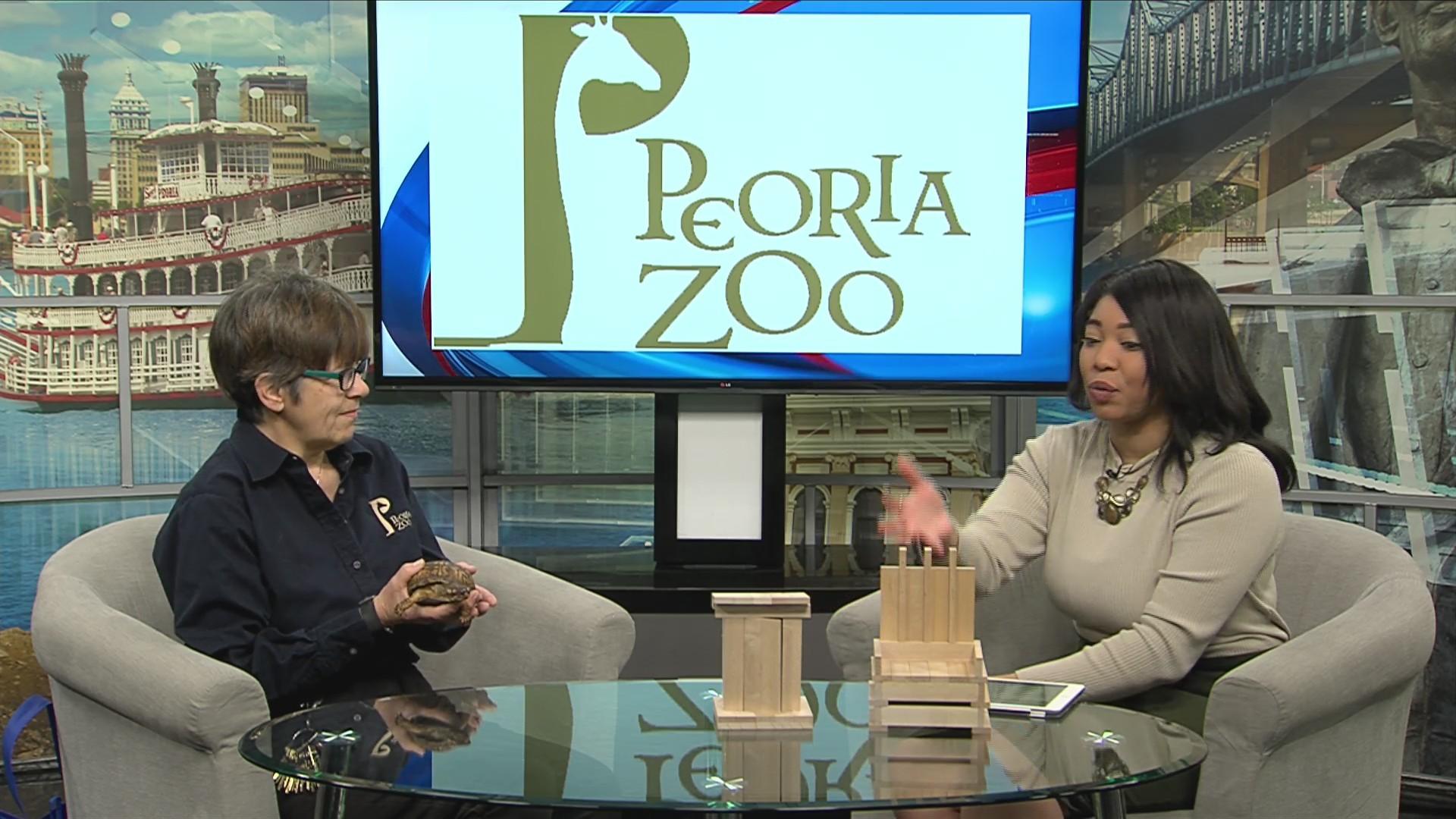 PEORIA ZOO 2019 NEW EVENTS