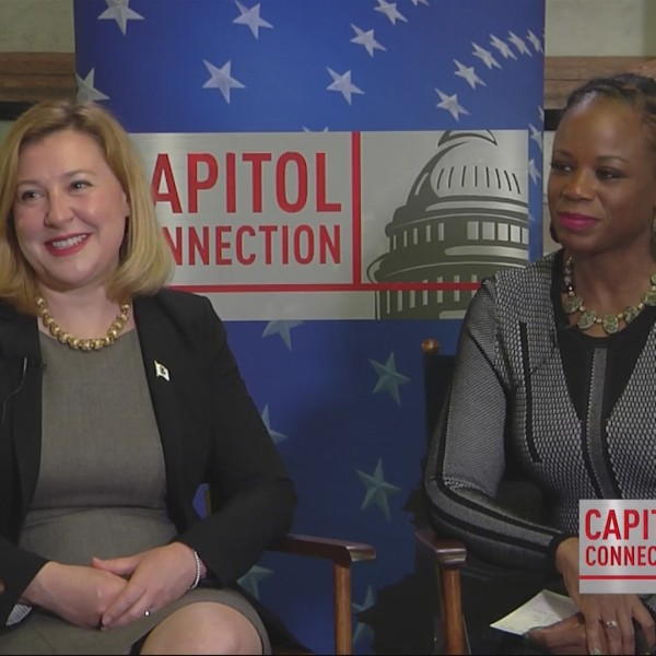Reps. Moeller, Ammons discuss wage equity, LGBT history in public schools