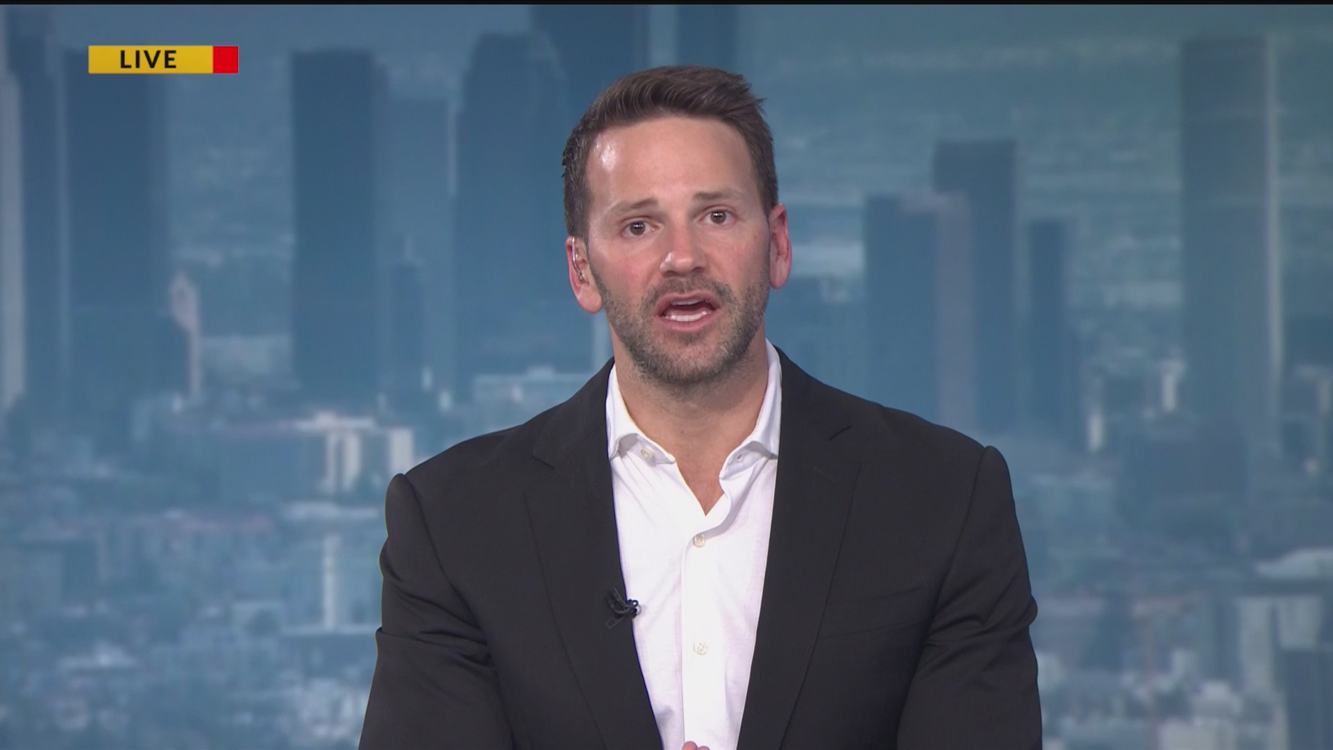 WMBD Aaron Schock interview (Part 1)