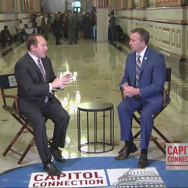 Senator Manar talks budget, teacher shortage, 2020 Congressional race