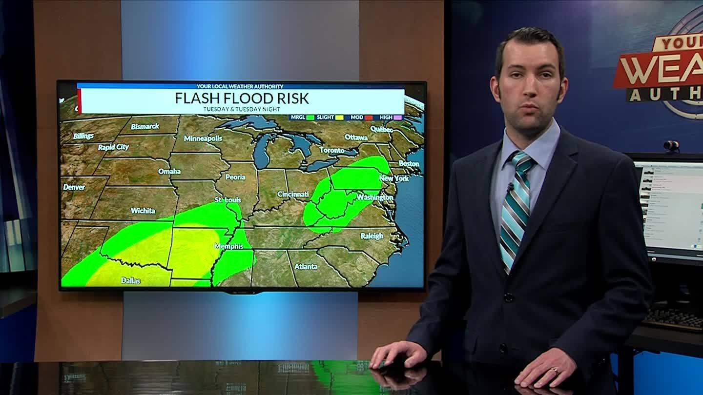 Zach's Weather Whys: Flash flood dangers