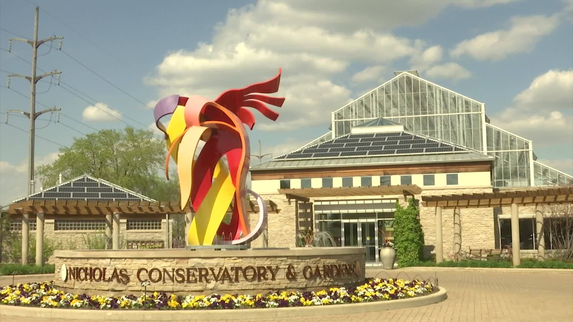 Destination Illinois: Rockford's Nicholas Conservatory