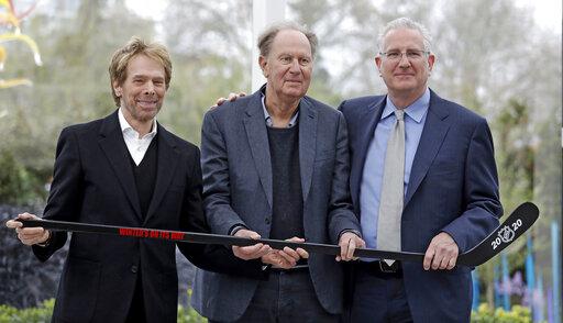 Tod Leiweke, David Bonderman, Jerry Bruckheimer