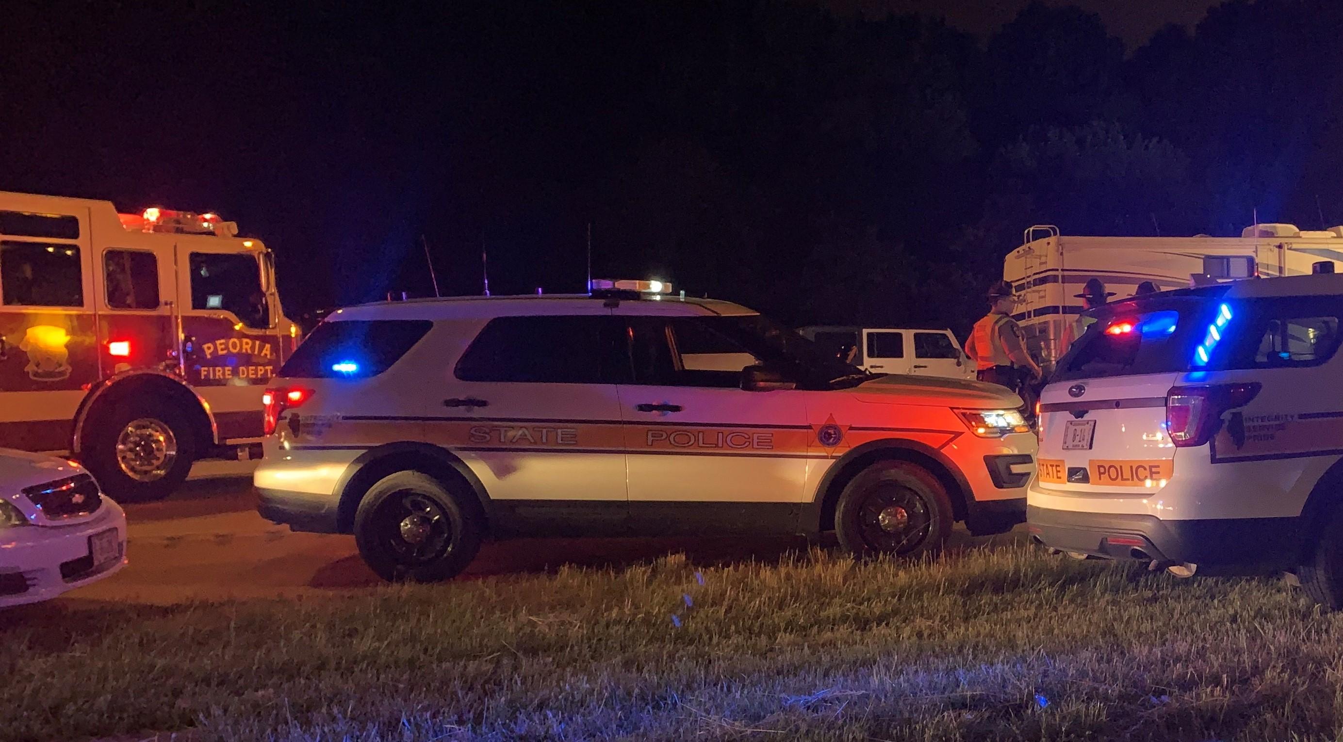 Police identify victim in Saturday night fatal car crash
