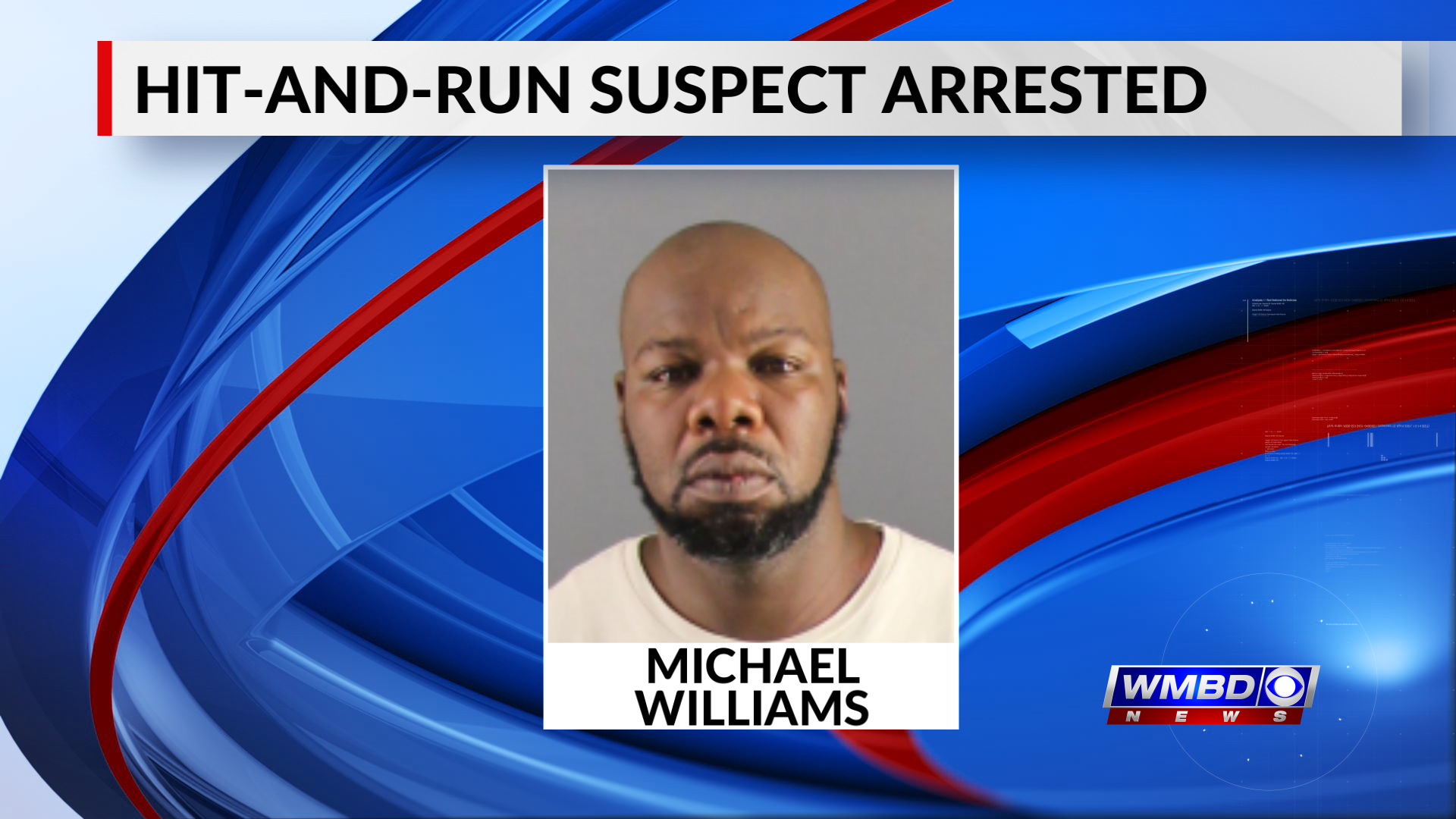 Peoria Man Arrested After Early Monday Morning Hit And Run