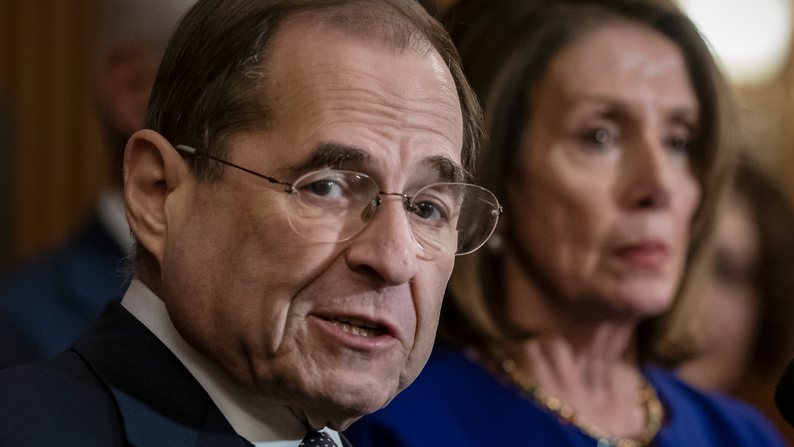 Nancy Pelosi, Jerrold Nadler