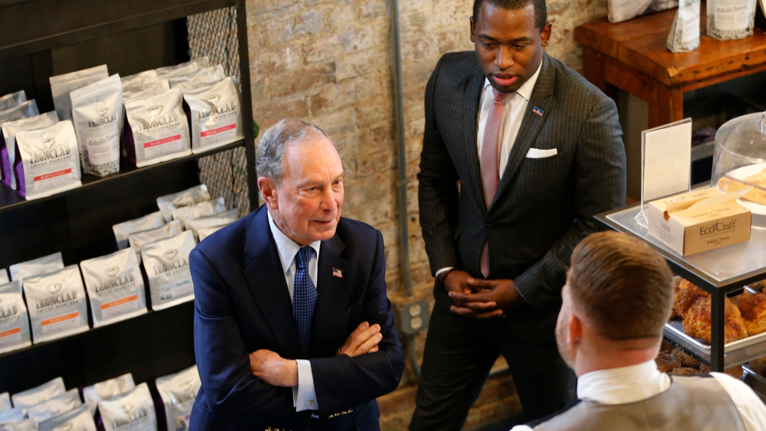 Levar Stoney Michael Bloomberg