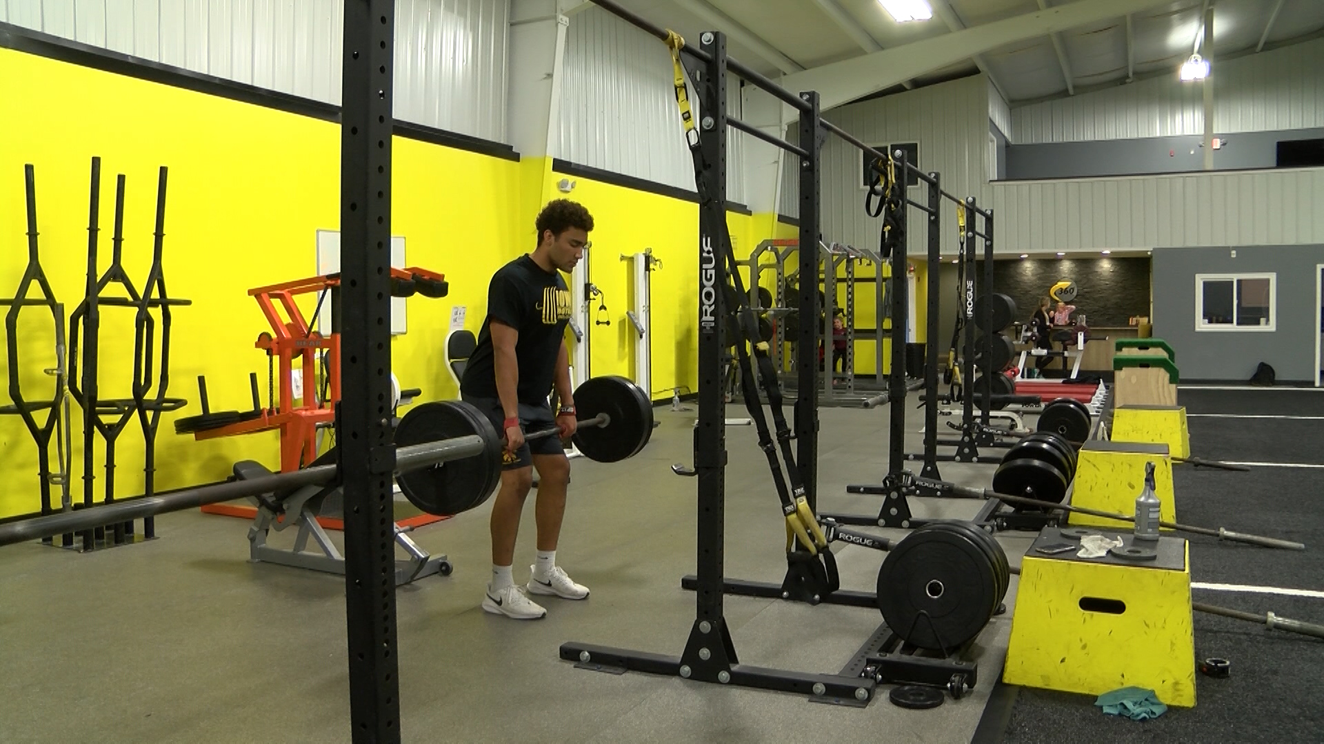 East Peoria Gyms Begin To Reopen Trainers Athletes Ready To Get Back To Work Ciproud Com
