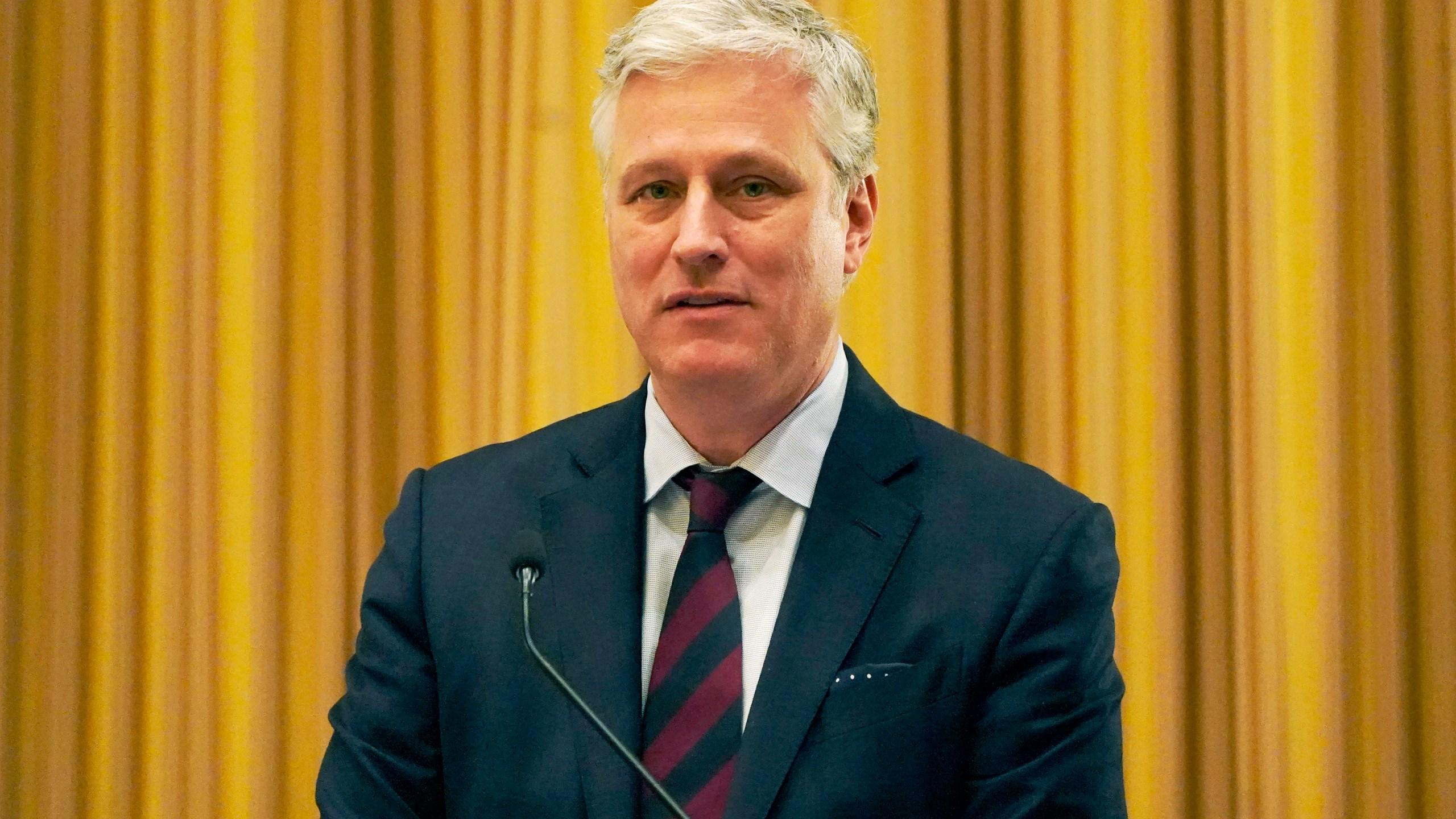 Robert O'Brien