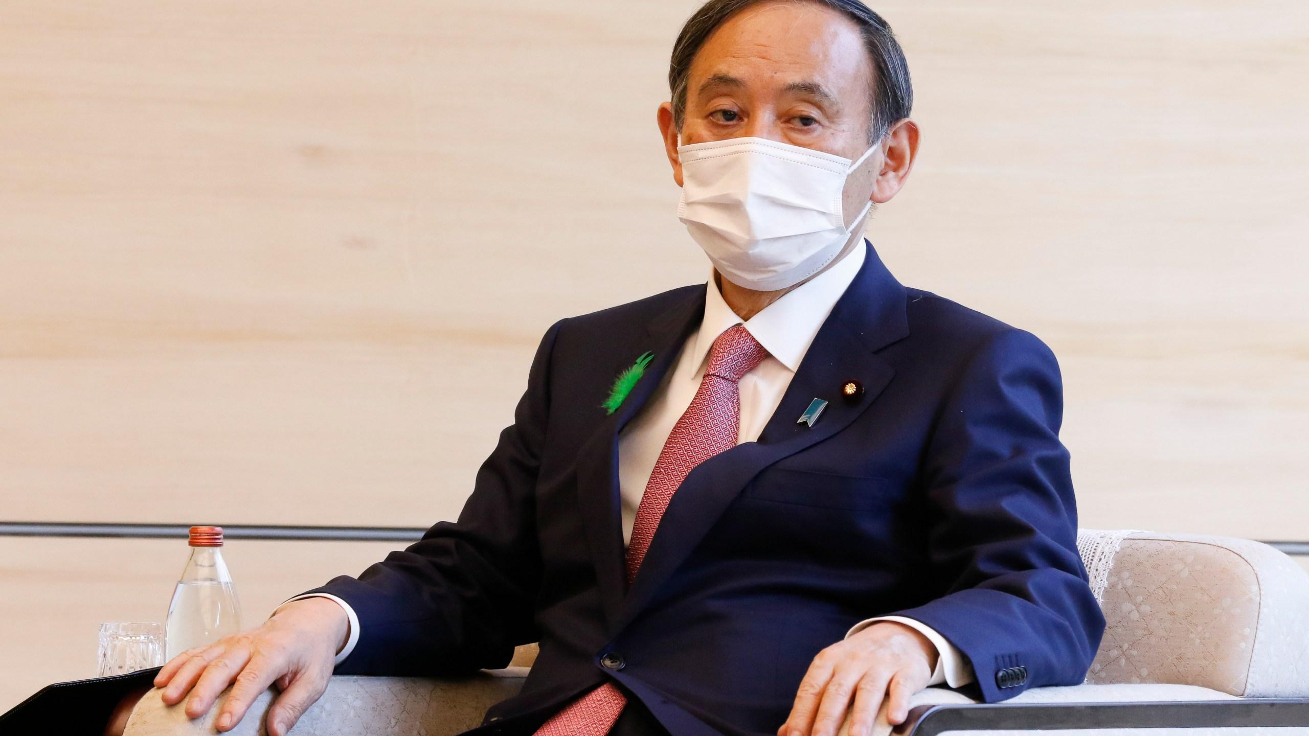 Yoshihide Suga